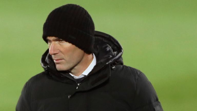 Треньорът на Реал (Мадрид) Зинедин Зидан бе доволен от победата