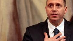 Шефът на НСО ген. Коджейков подаде оставка