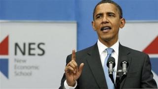 Обама в Москва: Представете си какво можем заедно