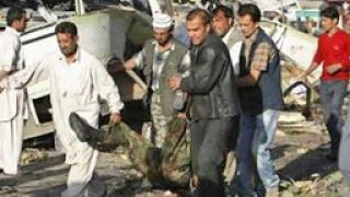Взрив на летището в Кабул