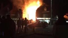 Жена се самовзриви до полицейски пункт в Грозни