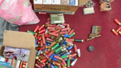 Незаконно притежавани боеприпаси иззеха бургаски полицаи