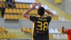 Гамаков: Нашата голяма цел е Лига Европа