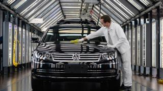 Volkswagen оставя без работа 5000 служители до 2023 година