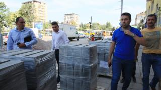 """До 15 септември завършва ремонтът на """"Константин Величков"""""""