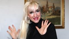 Сашка Васева проспа 50-годишнината си