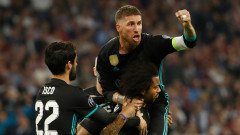 Капитанът на Реал (Мадрид) Серхио Рамос: Отново ще покажем, че сме Кралете на Европа