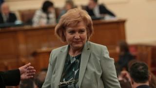 Няма 100% справедливост за болничните, категорична Менда Стоянова