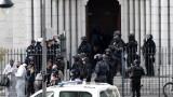 Една жена обезглавена при терористична атака с трима загинали до базилика в Ница