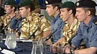 Британските моряци задържани неправомерно от Иран