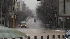 148 снегорина почистваха софийските улици от снега