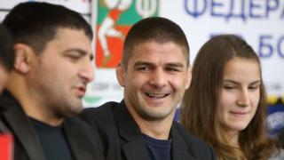 Иво Ангелов отпразнува медала си от европейското заедно със 120 гости
