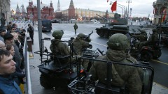В Москва тренират за Парада на победата