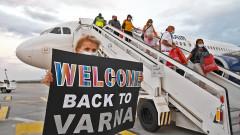 Във Варна посрещнаха първите израелски туристи за лятото