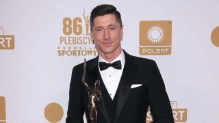 Роберт Левандовски е Спортист на годината в Полша