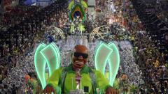 1.5 млн.танцуват самба на Карнавала в Рио