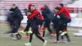 ЦСКА отлетя за Испания по първи петли
