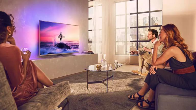 Миналата година Philips пусна на пазара телевизор с името