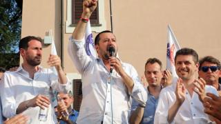 Салвини твърдо зад предложението за преброяване на циганите в Италия