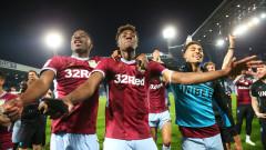 Астън Вила е на мач от завръщане в елита на английския футбол