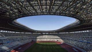 Как се строи олимпийски стадион