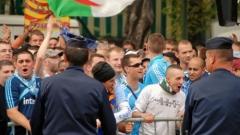 Фенове на Ница бити от марсилски ултраси