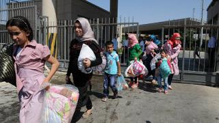 Над 40 сирийчета вече учат в столични училища