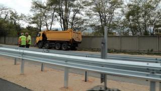 Затварят временно пътя Кричим -Девин заради взривове на скали