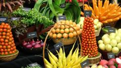 ЕС предлага безплатно плодове и зеленчуци на учениците