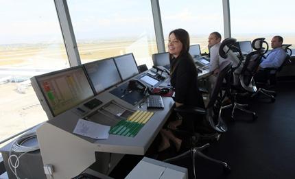Ръст на пътниците и товарите през ноември отчита летище София