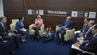 Остават различията между Германия и Турция след разговори между Меркел и Ердоган