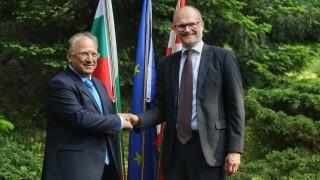 Светлан Стоев: Отношенията ни с Дания са отлични
