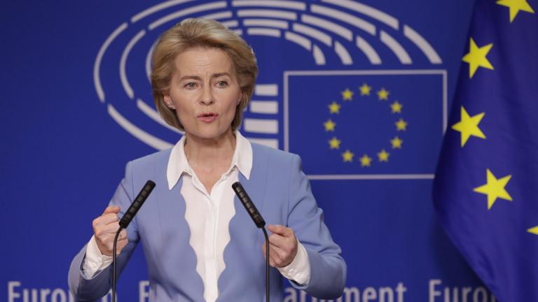 Германските социалдемократи изтипосват в Брюксел провалите на Фон дер Лайен