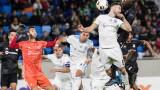 Божиков с автогол при драматична победа на Слован в Лига Европа
