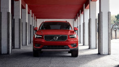 Volvo представи новия си кросоувър XC40 (ВИДЕО)