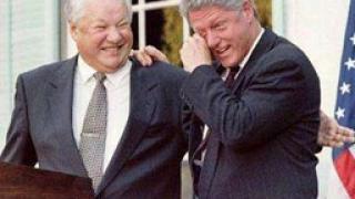 Световните лидери за Елцин