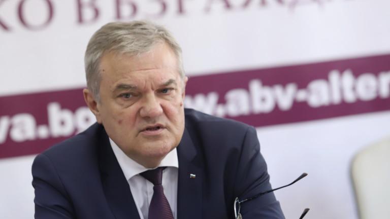 Кирилов правилно не номинирал нов главен прокурор, одобри Румен Петков