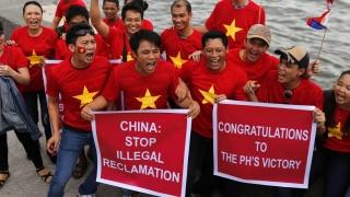 Трибуналът в Хага отхвърли претенциите на Пекин за Южнокитайско море