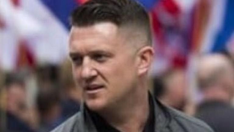 Бившият лидер на Английската лига за отбрана Томи Робинсън е