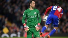 Манчестър Сити предлага нов договор на Клаудио Браво