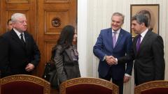 АБВ настояват за бърз курс към служебно правителство