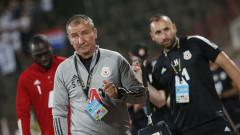 Стамен Белчев: След червения картон беше много тежко
