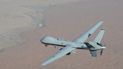 """Бойни самолети на Израел свалиха дрон на """"Хамас"""""""