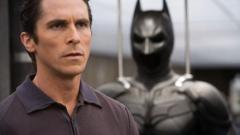 Крисчън Бейл си отдъхва от образа на Батман