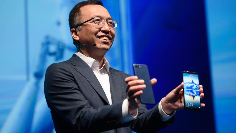 Под напора на забраните Huawei ще се раздели с марката Honor