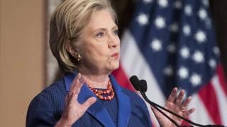 Клинтън няма да участва в изборите през 2020 г.