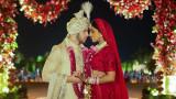Непоказвани снимки от сватбата на Ник Джонас и Приянка Чопра