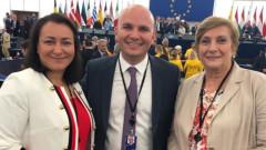 Евродепутати от ДПС питат ЕК какво ще прави с речта на Валери Симеонов