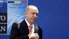 Ердоган се радва на диалог с Гърция, но не вижда подкрепа от НАТО срещу тероризма