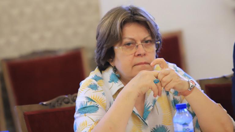 Татяна Дончева отсече: Трифонов е напълно неадекватен за политиката, адекватен е за интригите